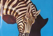 African Vintage Posters