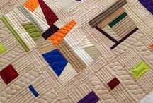 MODERN QUILTS / MODERN QUILTS / by Sherry Byrd