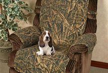 Camo Home Decor / It's a hunter's paradise! Outdoor enthusiasts won't want to miss this camouflage home decor that includes rustic bedding and window treatments. / by Touch of Class