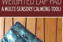 Sensory and Weighted Blankets