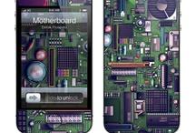iThings / #ipad #iphone #mac #macbook #ipod #apple / by Joyce Leong