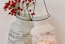 Bougies, photophores, lanternes