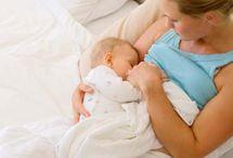 babies and breastfeeding