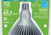 Outdoor Security LED / Green Supply offers energy efficient weather-resistant outdoor and security LED light bulbs (commonly used for outdoor and security lighting fixtures) to highlight landscape and light up patios and/ or walkways. / by Green Supply