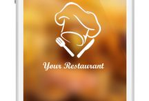 Mobile app for Restaurant / Mobile app for Restaurant provides app for customer to book a table order online from all over the city very easily.