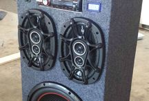 Аудио в гараж