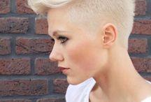 Haarkleur blond