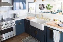 dreamy kitchens / kitchen inspiration
