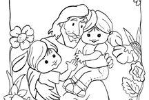 Jesus love the litlle children