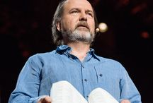 TED / My fave talks. In 1 place.