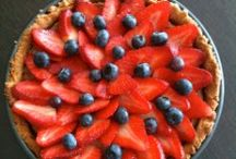 Desserts for holidays (paleo) / by Jessica Stick-Madere