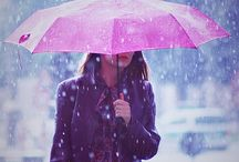 Дождь!