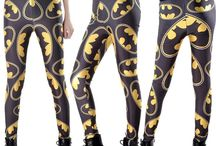 Halloween Leggings / Halloween Costume Leggings
