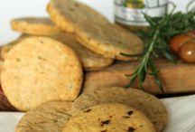 Biscotti, muffin e torte salate
