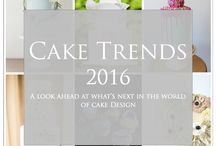 Cake Trends 2016