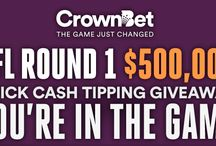 Free AFL Tipping / AFL tipping competitions that giveaway weekly prizes and are free to enter.