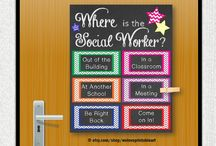 I'm A Social Worker Darn It! / Be a Social Worker and BE PROUD OF IT! / by Jazzmyne