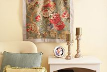 Budget-Friendly DIY Artwork! / You don't have to spend thousands of dollars on artwork for your home. Making it yourself allows you to customize the colors, style, and shapes to your own tastes...