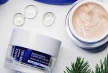 HYDRACTIV - Quench thirsty skin / With Boreal-Balance complex formulated with bark extracts that thrive in extreme environments, Hydractiv Serum builds up the skin's natural defenses against factors that cause dryness and dehydration like pollution, sun exposure, fatigue, etc. Hydractiv Creme-Gel penetrates deep into the skin to soothe and hydrate the epidermis, and also promote the production of hyaluronic acid deep down for long-lasting treatment of dehydration.