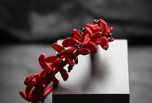 《枝丫》 / Inspired by the branches. Collections contain rings, bracelets and necklace.