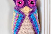 Crochet: Amigurumi//Toys