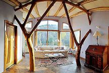 Home building ideas / Eco homes, medieval, owner built, self-sufficiency
