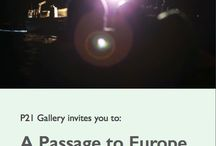 ARTIST TALK:  A Passage to Europe. / ARTIST TALK:  A Passage to Europe.  Talk by Edward Jonkler moderated by Taylor Lockhart-Lang.  Wednesday 4th May 2016, 18:30hr – 20:30hr.  RSVP: https://podio.com/webforms/15664835/1050063.  Please see the attached invite for more details. We very much look forward to seeing you on the evening of the 4th.