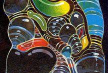Moebius / Jean Giraud, Moebius (France) 1938.5.8 - 2012.3.10