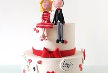 torte promessa di matrimonio