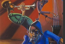 JAZZ  MUSIC  ART
