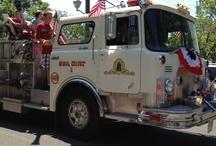 Ocean Grove NJ 4th of July parade 2012 / A slice of Americana