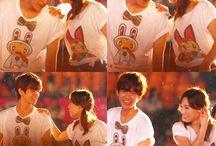 Baekhyun and Taeyeon / Baekhyun and Taeyeon  Relationship