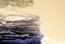 Gâteau de Mariage / Beautiful wedding cakes / by BluFro