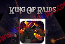 King of Raids Magic Dungeons Apk + Mod (free Gem shopping) for Android