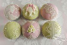 Cupcakes - vintage