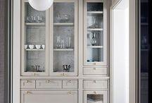 White kitchen addiction / Some may call it whitekitchenitis but I say nothing beats a white kitchen!