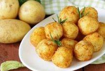 croquettes pommes de terre au four