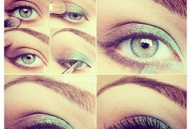 Dance competition make up