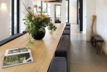 Droomhuizen / Lange tafel