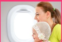 Bon Voyage - traveling with a breastfeeding baby