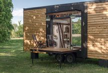 Tiny home / Space saving living spaces