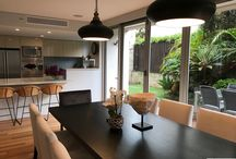 Manly Project / Interior design and decoration of a lounge and dining area in Manly, NSW