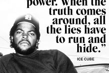 The Love Quotes Celebrity Quotes : Inspirational quote by Ice Cube: Truth is the ultimate power. Ehen the truth com…