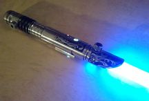 "Lightsaber dreams / ""An elegant weapon... for a more civilized age"""
