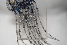 Ocean/Sea Beaded Ornaments