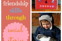 Friendship skills. - Teaching / Ideas to help children respect  and make friends