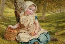Art: Paintings and Painters / by Blanche Powell Littlefield Thompson