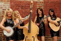 Bluegrass Bands / by Cara Godwin
