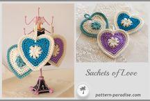Nápadíky na tvořeníčko (háčkování, šití, handmade......) / Hanmade, kind, babys, cute <3