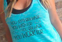 Gym Quotes / by Jonha Revesencio